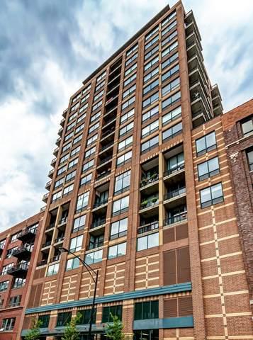 400 W Ontario Street #701, Chicago, IL 60654 (MLS #11004815) :: RE/MAX Next
