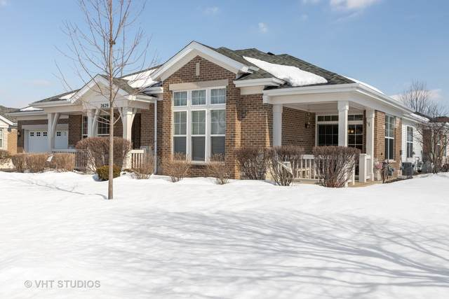 2829 Normandy Circle, Naperville, IL 60564 (MLS #11004861) :: The Dena Furlow Team - Keller Williams Realty