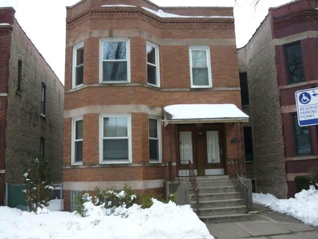 3704 N Leavitt Street, Chicago, IL 60618 (MLS #11004866) :: RE/MAX Next