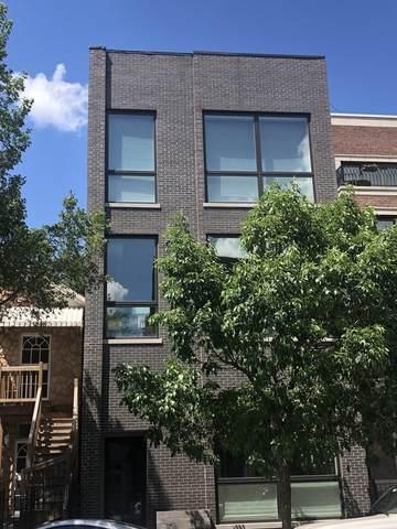 1522 W Cortez Street #2, Chicago, IL 60642 (MLS #11004867) :: RE/MAX Next