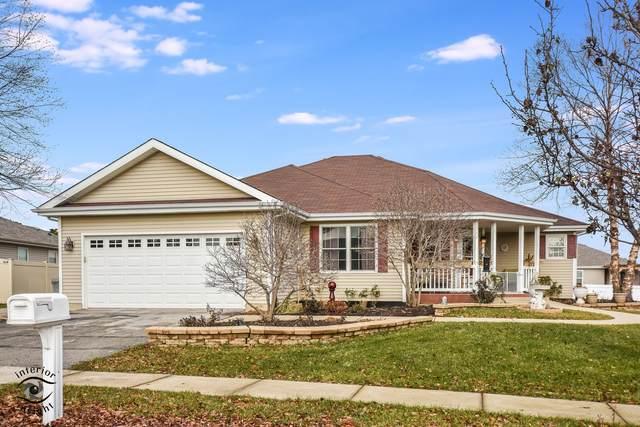 1775 Samantha Lane, Bourbonnais, IL 60914 (MLS #11004927) :: Ani Real Estate