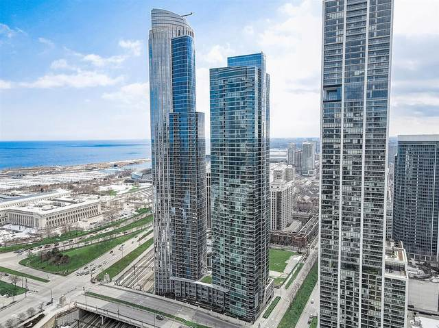 1201 S Prairie Avenue #3602, Chicago, IL 60605 (MLS #11004950) :: The Perotti Group
