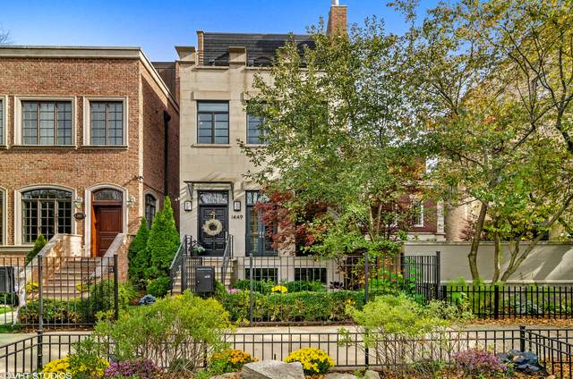 1449 N Mohawk Street, Chicago, IL 60610 (MLS #11004954) :: The Perotti Group