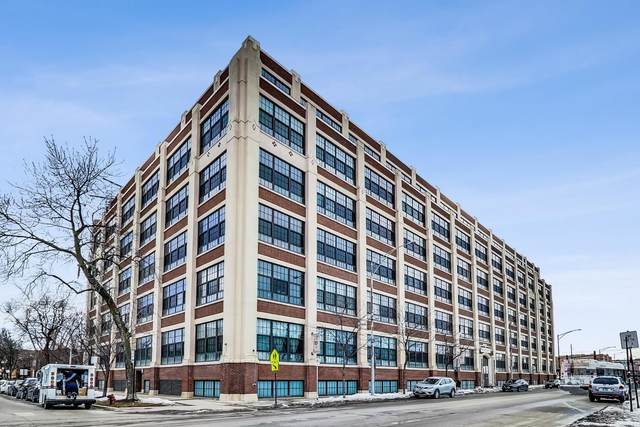 3963 W Belmont Avenue #518, Chicago, IL 60618 (MLS #11004967) :: RE/MAX Next
