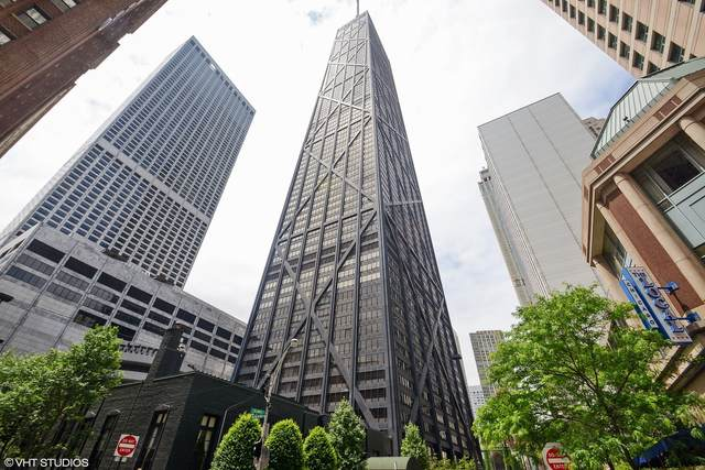 175 E Delaware Place #6907, Chicago, IL 60611 (MLS #11004978) :: RE/MAX Next