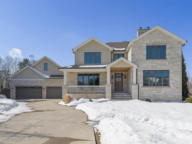6630 Walnut Grove Court, Downers Grove, IL 60516 (MLS #11004980) :: The Dena Furlow Team - Keller Williams Realty