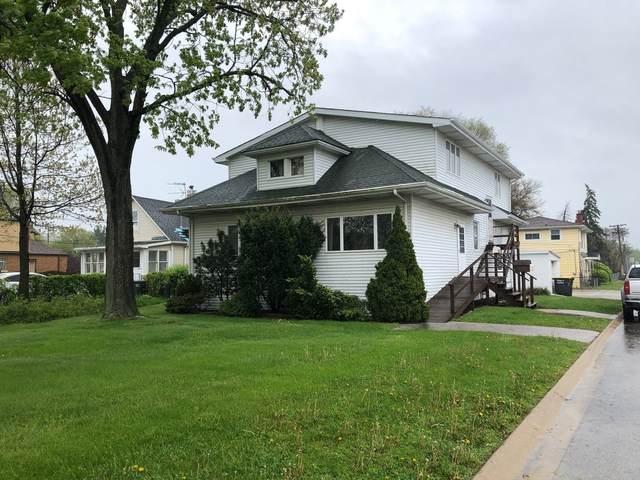 2741 Ridge Road, Lansing, IL 60438 (MLS #11004995) :: The Dena Furlow Team - Keller Williams Realty