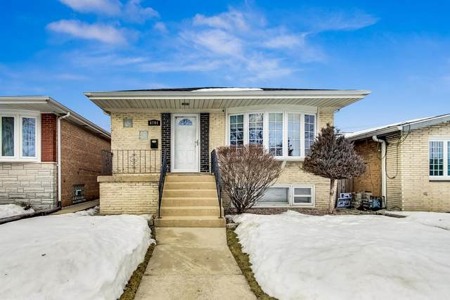 6704 W 63rd Place, Chicago, IL 60638 (MLS #11005022) :: The Dena Furlow Team - Keller Williams Realty