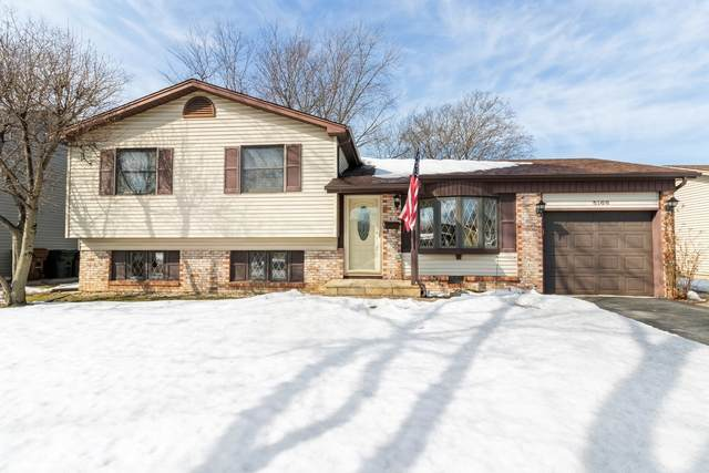 5166 Coulter Road, Oak Forest, IL 60452 (MLS #11005055) :: Touchstone Group