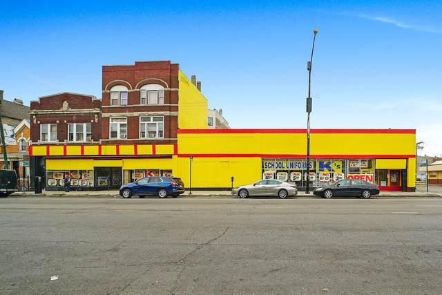 2816 W Cermak Road, Chicago, IL 60623 (MLS #11005058) :: Jacqui Miller Homes