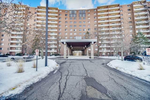 21 Kristin Drive #726, Schaumburg, IL 60195 (MLS #11005128) :: Jacqui Miller Homes