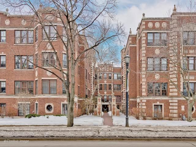410 Ridge Avenue 24-1, Evanston, IL 60202 (MLS #11005132) :: The Dena Furlow Team - Keller Williams Realty