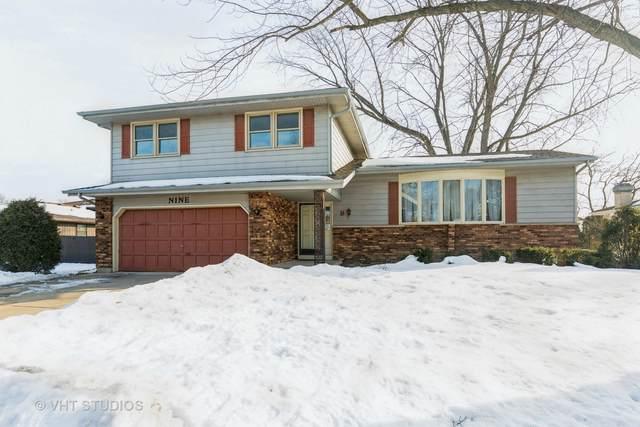 9 Greenridge Road, Elgin, IL 60120 (MLS #11005162) :: RE/MAX Next