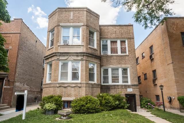 6118 N Talman Avenue, Chicago, IL 60659 (MLS #11005188) :: RE/MAX Next