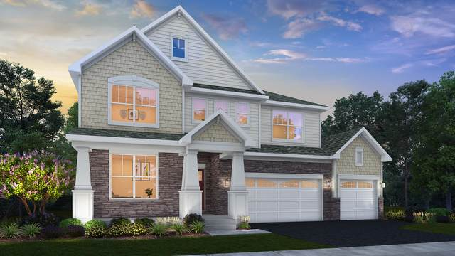 16023 S Crossing Drive, Plainfield, IL 60586 (MLS #11005196) :: The Dena Furlow Team - Keller Williams Realty