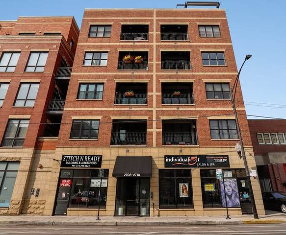 2708 N Halsted Street 4N, Chicago, IL 60614 (MLS #11005209) :: RE/MAX Next