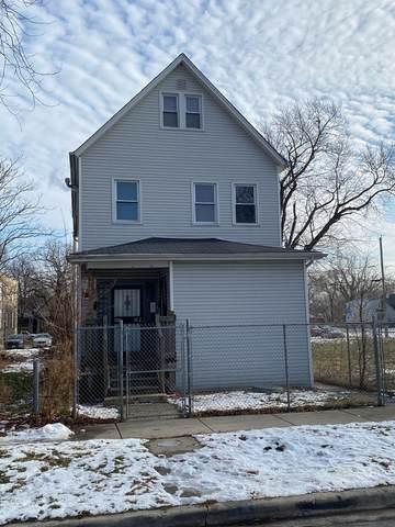 5949 S Aberdeen Street, Chicago, IL 60621 (MLS #11005287) :: The Dena Furlow Team - Keller Williams Realty
