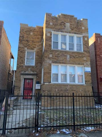 7944 S Hermitage Avenue, Chicago, IL 60620 (MLS #11005323) :: The Dena Furlow Team - Keller Williams Realty