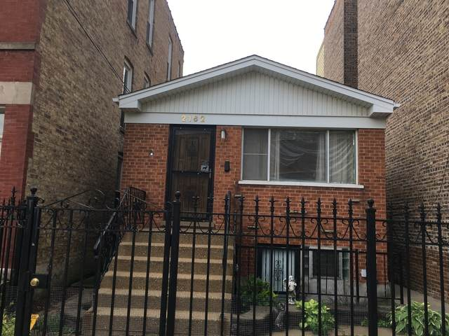 2162 N Oakley Avenue, Chicago, IL 60647 (MLS #11005382) :: The Dena Furlow Team - Keller Williams Realty