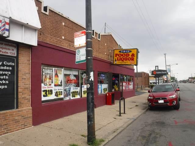4884 S Archer Avenue, Chicago, IL 60632 (MLS #11005398) :: Jacqui Miller Homes