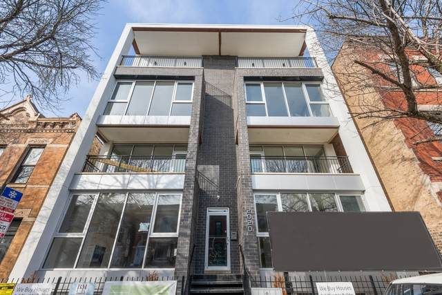2020 W Armitage Avenue 3E, Chicago, IL 60647 (MLS #11005458) :: The Dena Furlow Team - Keller Williams Realty