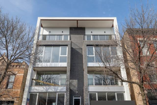 2020 W Armitage Avenue #2, Chicago, IL 60647 (MLS #11005459) :: The Dena Furlow Team - Keller Williams Realty