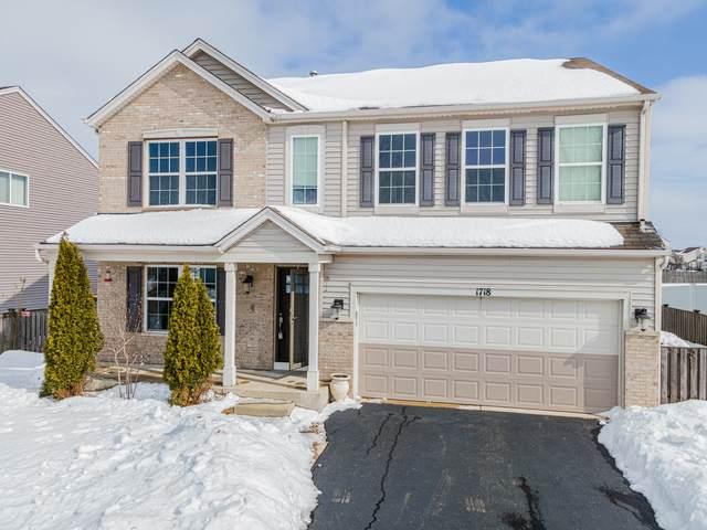 1718 Silver Ridge Drive, Plainfield, IL 60586 (MLS #11005496) :: Carolyn and Hillary Homes