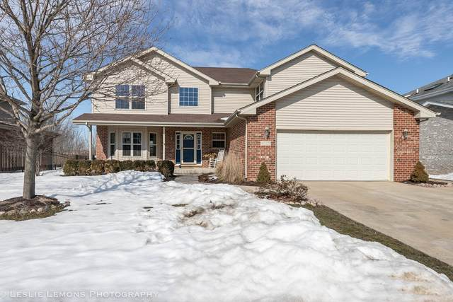 8222 W Rosebury Drive, Frankfort, IL 60423 (MLS #11005528) :: The Dena Furlow Team - Keller Williams Realty