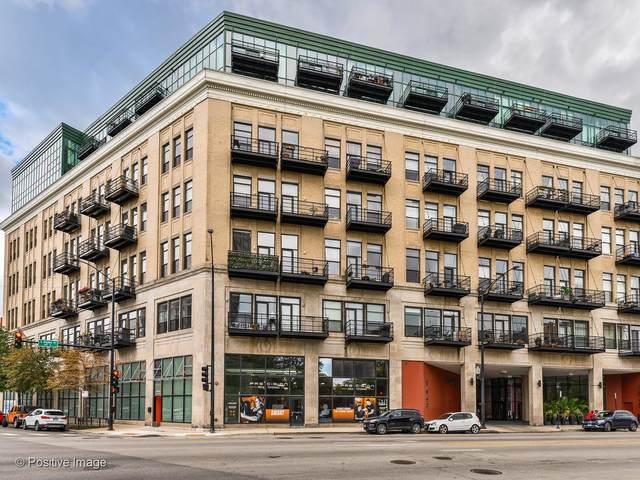 1645 W Ogden Avenue #608, Chicago, IL 60612 (MLS #11005552) :: Lewke Partners