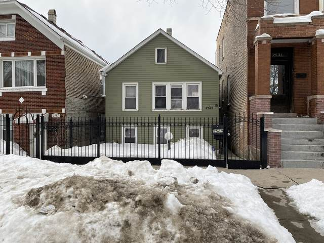 2529 S Troy Street, Chicago, IL 60623 (MLS #11005583) :: The Dena Furlow Team - Keller Williams Realty