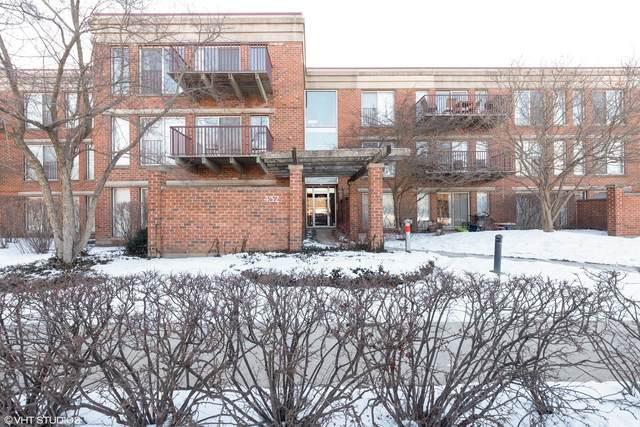432 Kelburn Road #324, Deerfield, IL 60015 (MLS #11005587) :: John Lyons Real Estate