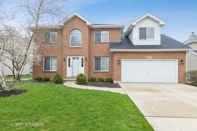 2307 Kentuck Court, Naperville, IL 60564 (MLS #11005593) :: The Wexler Group at Keller Williams Preferred Realty