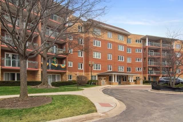 710 Creekside Drive #210, Mount Prospect, IL 60056 (MLS #11005609) :: Littlefield Group