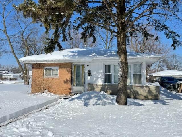 1926 W 163rd Street, Markham, IL 60428 (MLS #11005628) :: Jacqui Miller Homes