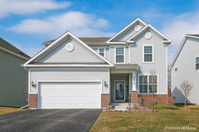 1675 Silverleaf Court, Naperville, IL 60563 (MLS #11005630) :: Helen Oliveri Real Estate