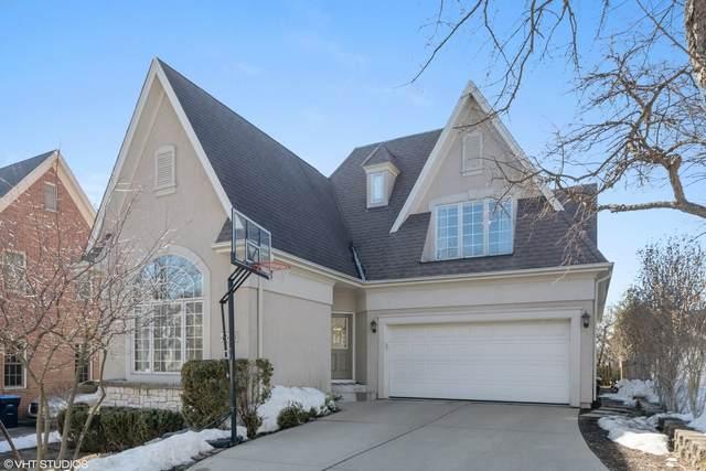 4608 Woodland Avenue, Western Springs, IL 60558 (MLS #11005641) :: Charles Rutenberg Realty