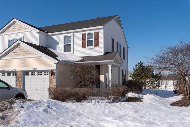 2063 Limestone Lane #0, Carpentersville, IL 60110 (MLS #11005651) :: Suburban Life Realty