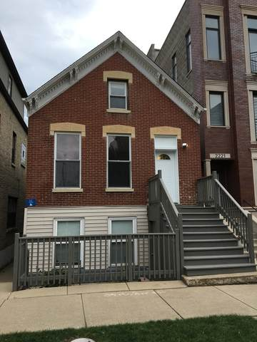 2223 N Hoyne Avenue, Chicago, IL 60647 (MLS #11005710) :: The Dena Furlow Team - Keller Williams Realty