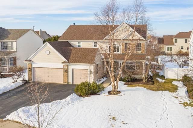 245 Morgan Valley Drive, Oswego, IL 60543 (MLS #11005775) :: Ani Real Estate