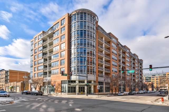 1200 W Monroe Street #408, Chicago, IL 60607 (MLS #11005817) :: Lewke Partners