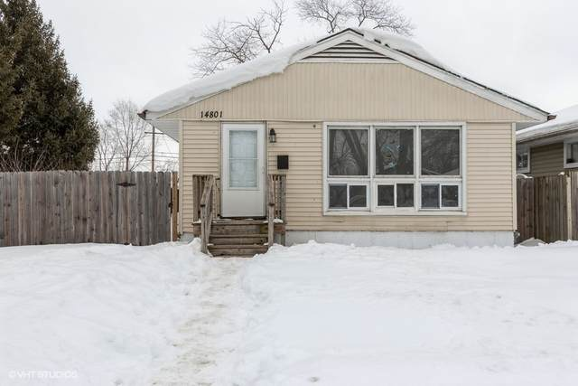 14801 S Maplewood Avenue, Harvey, IL 60426 (MLS #11005862) :: The Dena Furlow Team - Keller Williams Realty