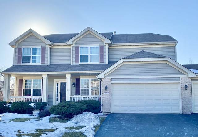 14746 Independence Drive, Plainfield, IL 60544 (MLS #11005934) :: The Spaniak Team