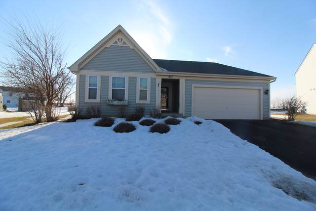 271 N Blue Jay Street, Cortland, IL 60112 (MLS #11005948) :: Ani Real Estate