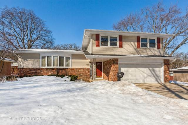 2145 Country Knoll Court, Elgin, IL 60123 (MLS #11006028) :: The Spaniak Team