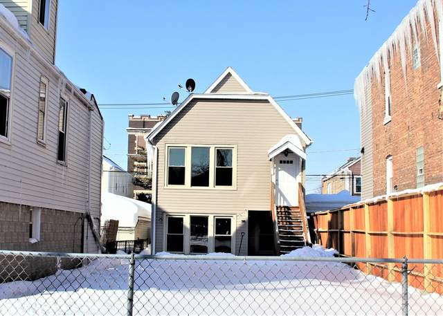 4242 S Maplewood Avenue, Chicago, IL 60632 (MLS #11006060) :: Jacqui Miller Homes