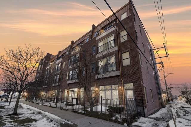 1610 N New England Avenue #3, Chicago, IL 60707 (MLS #11006064) :: The Dena Furlow Team - Keller Williams Realty
