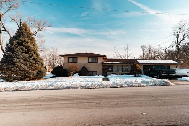 10 E Craig Drive, Chicago Heights, IL 60411 (MLS #11006165) :: Ani Real Estate