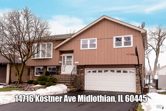 14716 Kostner Avenue, Midlothian, IL 60445 (MLS #11006252) :: The Dena Furlow Team - Keller Williams Realty