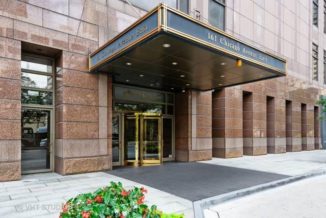 161 E Chicago Avenue 27G, Chicago, IL 60611 (MLS #11006386) :: Helen Oliveri Real Estate