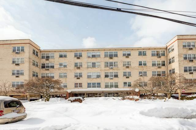 6040 N Troy Street #105, Chicago, IL 60659 (MLS #11006465) :: Jacqui Miller Homes